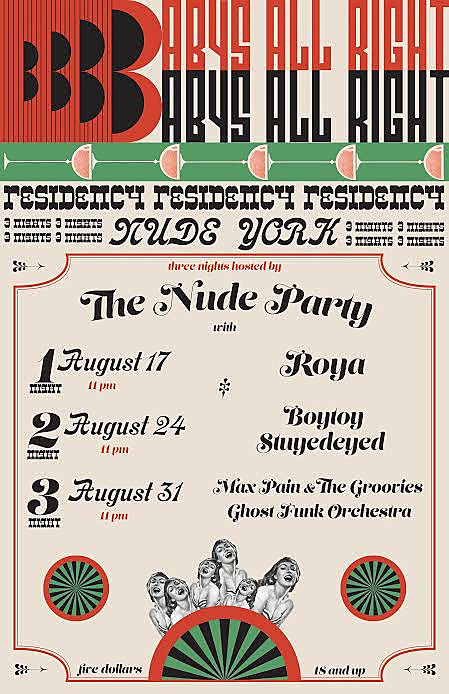 nude-party-flyer