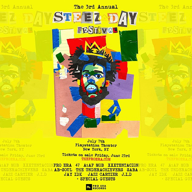 Steez Day