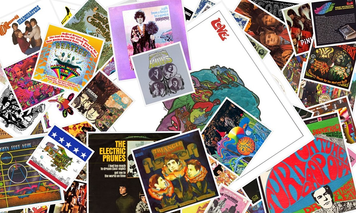 The 50 best psychedelic rock albums of the Summer of Love