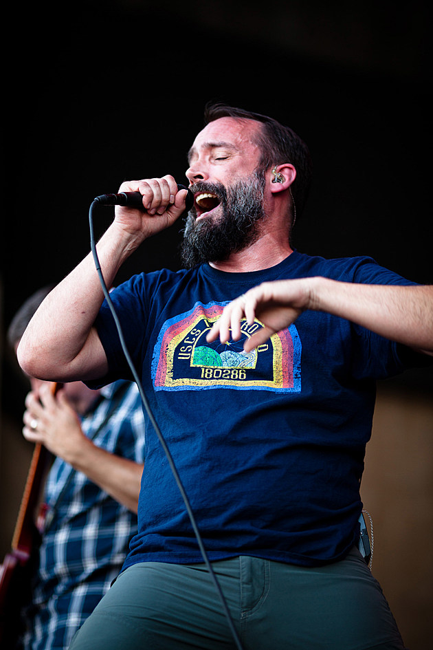 Clutch at Glen Helen Amphitheater