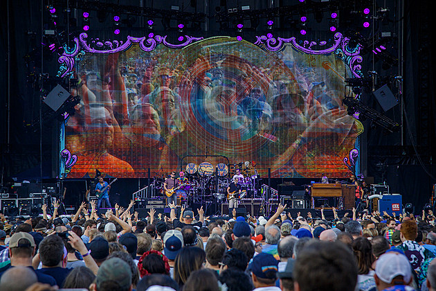 Dead & Co played Wrigley Field & Citi Field (pics, videos