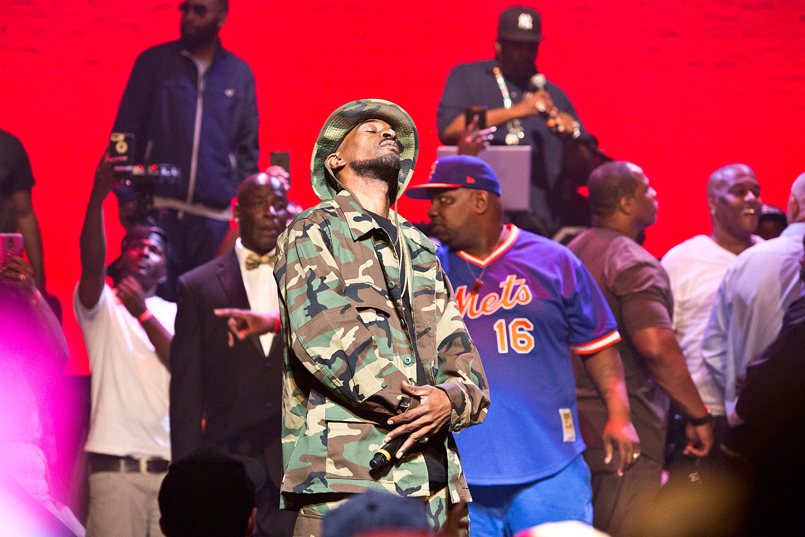 Eric B. & Rakim Paild in Full 30th Anniversary at The Apollo Theater