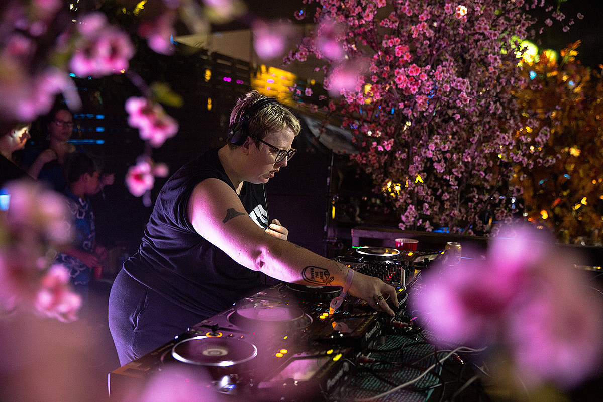 """The Black Madonna """"furious"""" over learning Amazon is presenting Intersect Festival"""