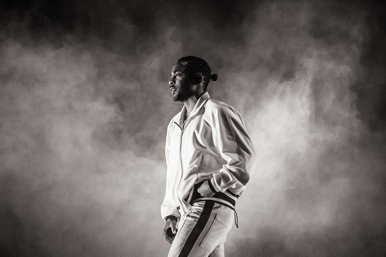 Kendrick Lamar at Barclays Center