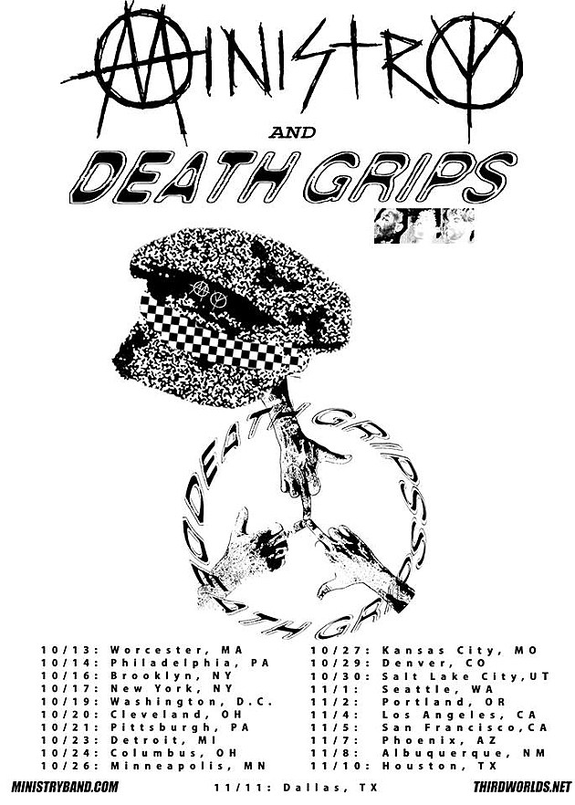 Ministry Death Grips