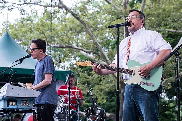 They Might Be Giants play Summerstage's Family Day 2017 (more by Sachyn Mital)
