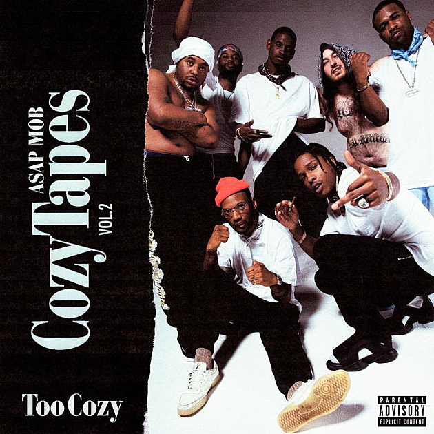 A$AP Mob Cozy Tapes 2