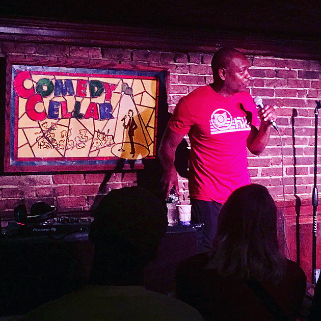 Chappelle Comedy Cellar