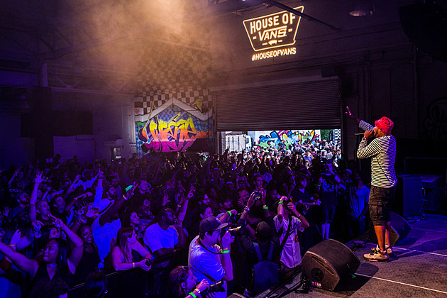 House of Vans - Dave Chappelle's Party