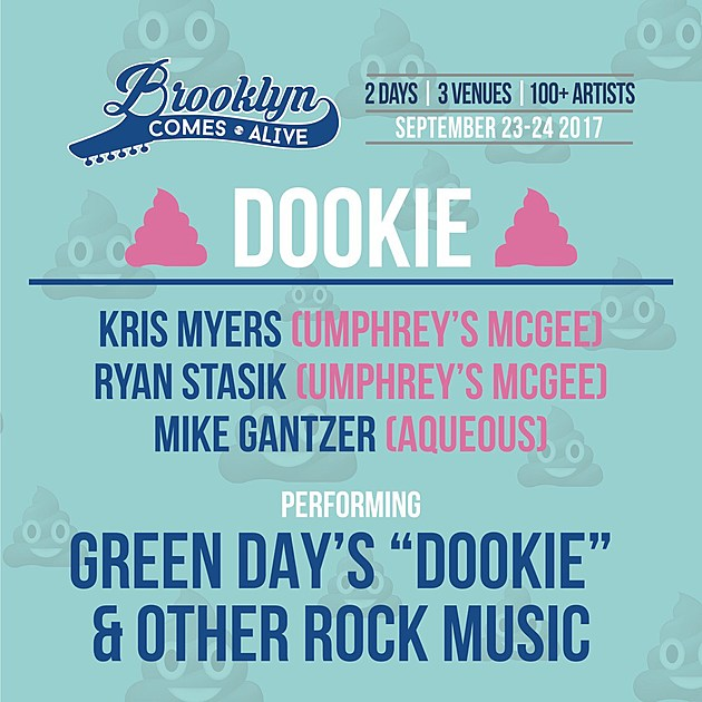 Brooklyn Comes Alive Dookie