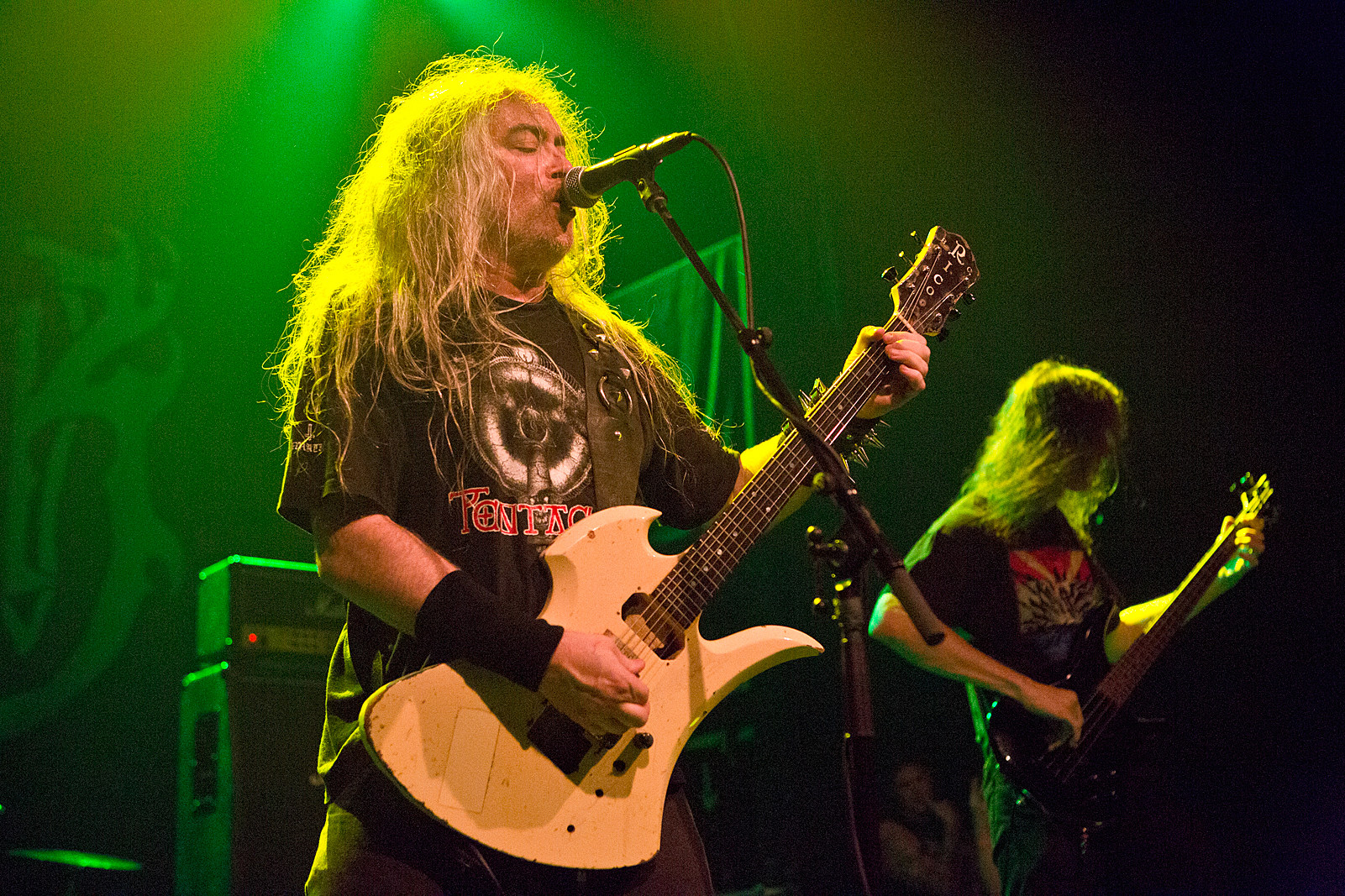 Incantation at Gramercy Theatre