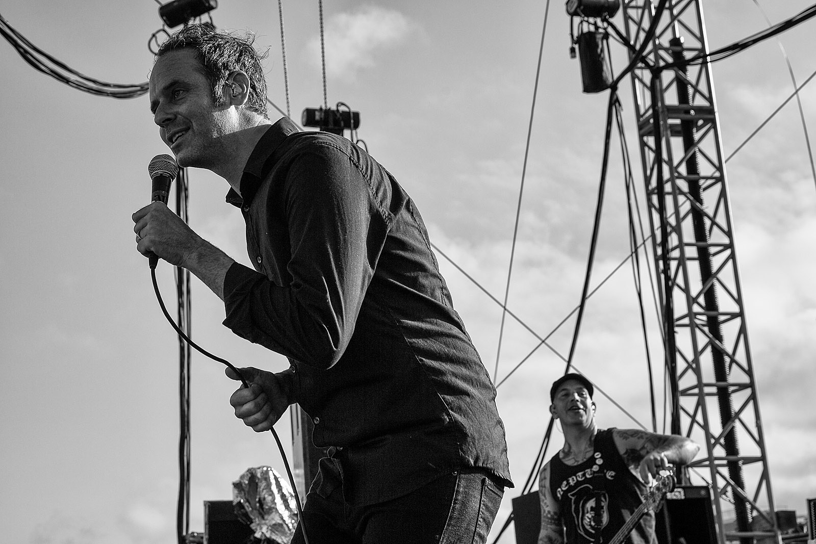 Bouncing Souls at Stone Pony Summerstage