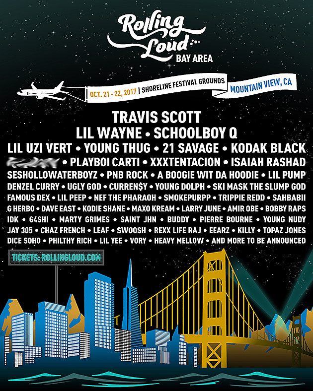 Rolling Loud Bay Area