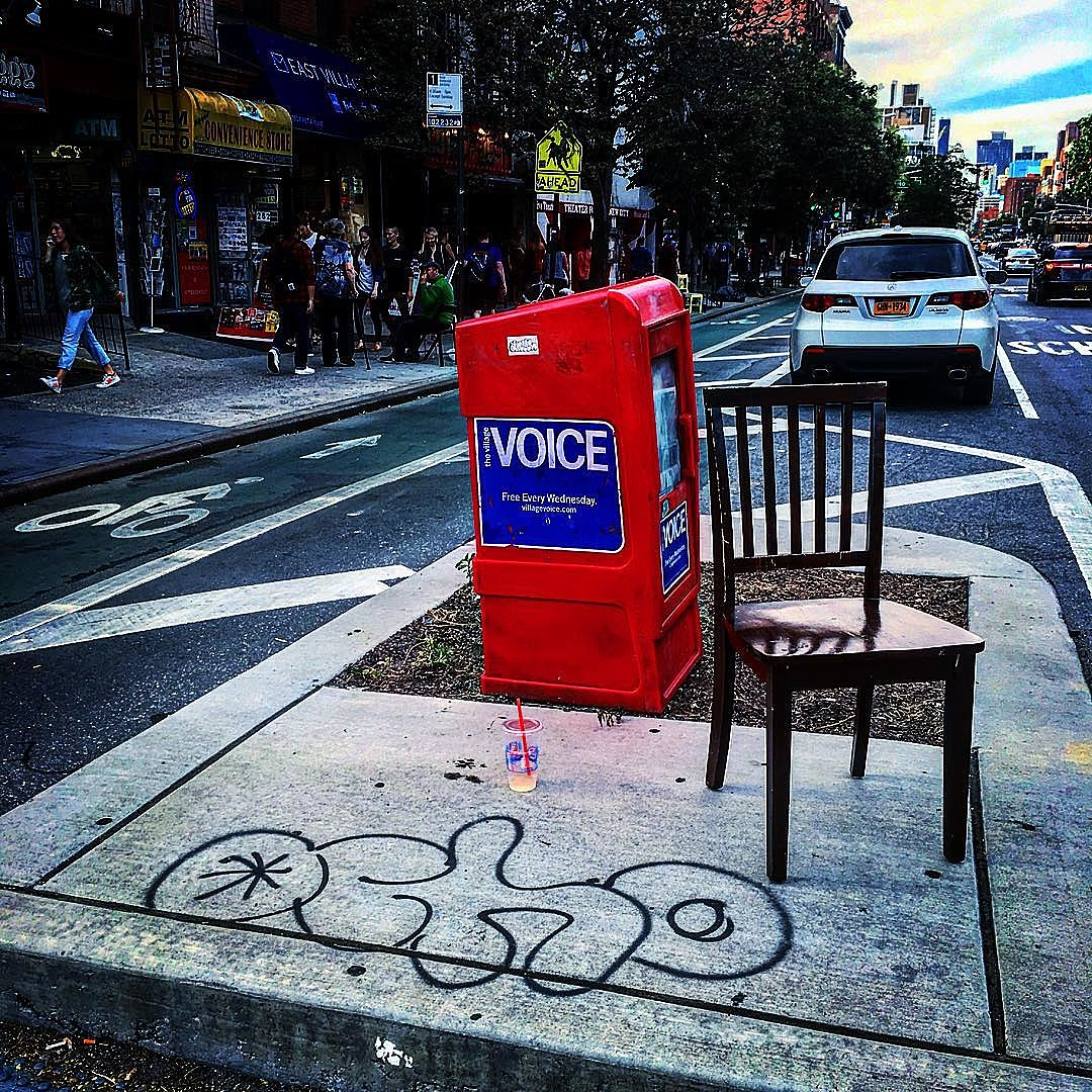 The Village Voice stops print edition, goes digital only