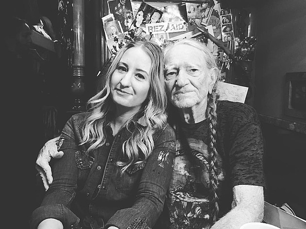 Willie Nelson and Margo Price