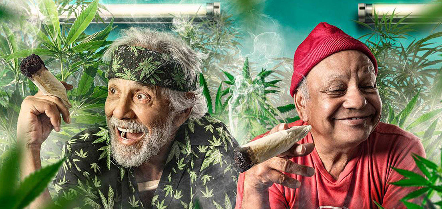 Cheech & Chong Touring, Playing Capitol Theatre On 4/20