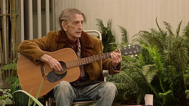 Harry Dean Stanton in 'Twin Peaks the Return'