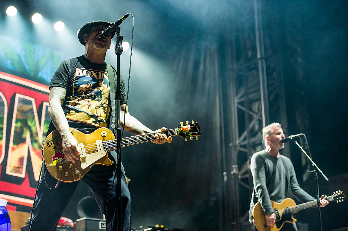 Social Distortion Flogging Molly announce co-headlining tour (presale for NY/NJ shows)