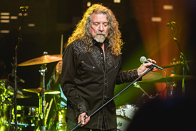 Robert Plant Maps Out North American Tour, Unveils Duet with Chrissie Hynde