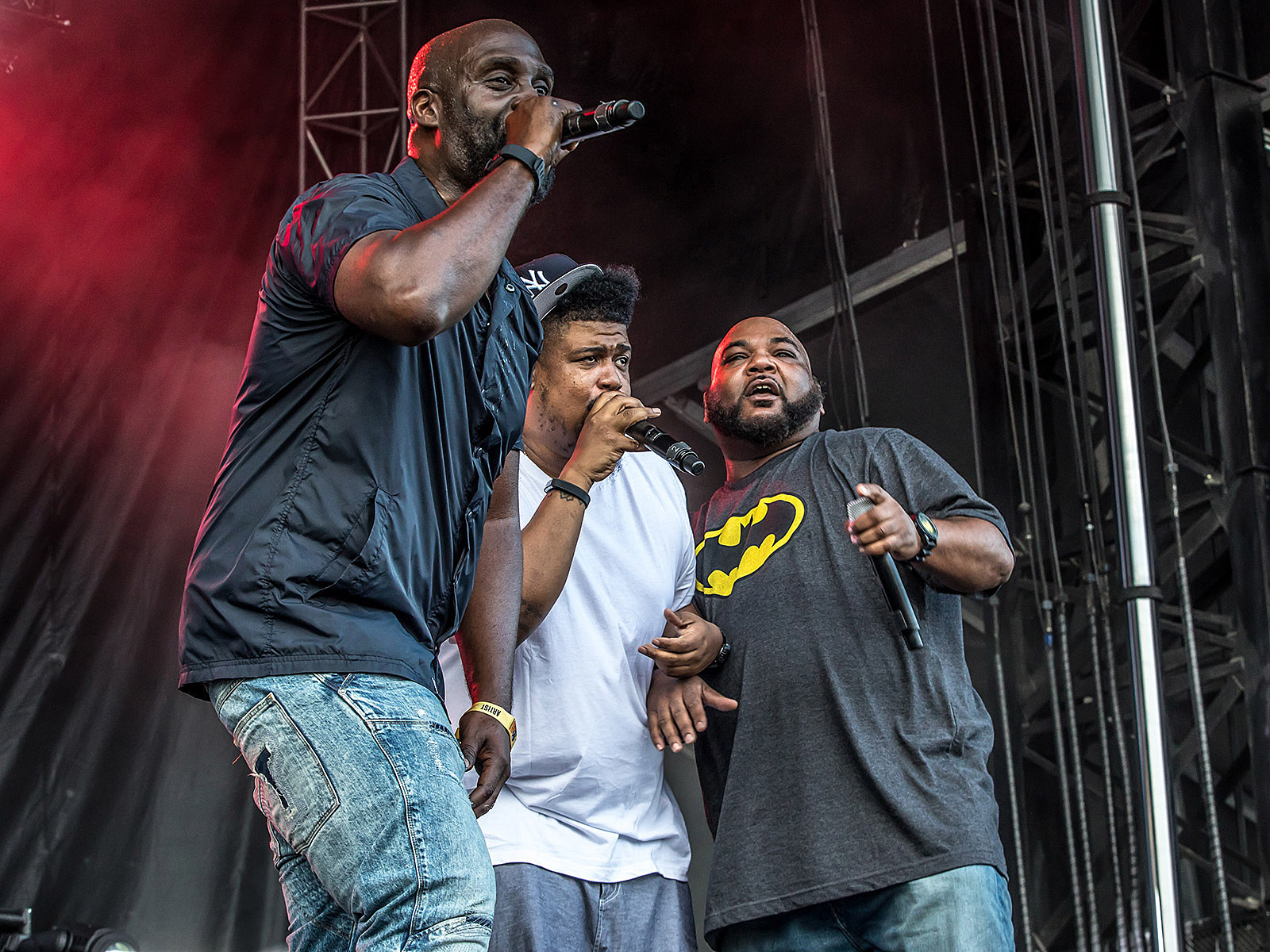 De La Soul unable to reach agreement with Tommy Boy, ask fans not to