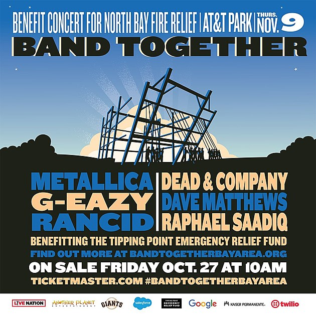 Band Together Bay Area