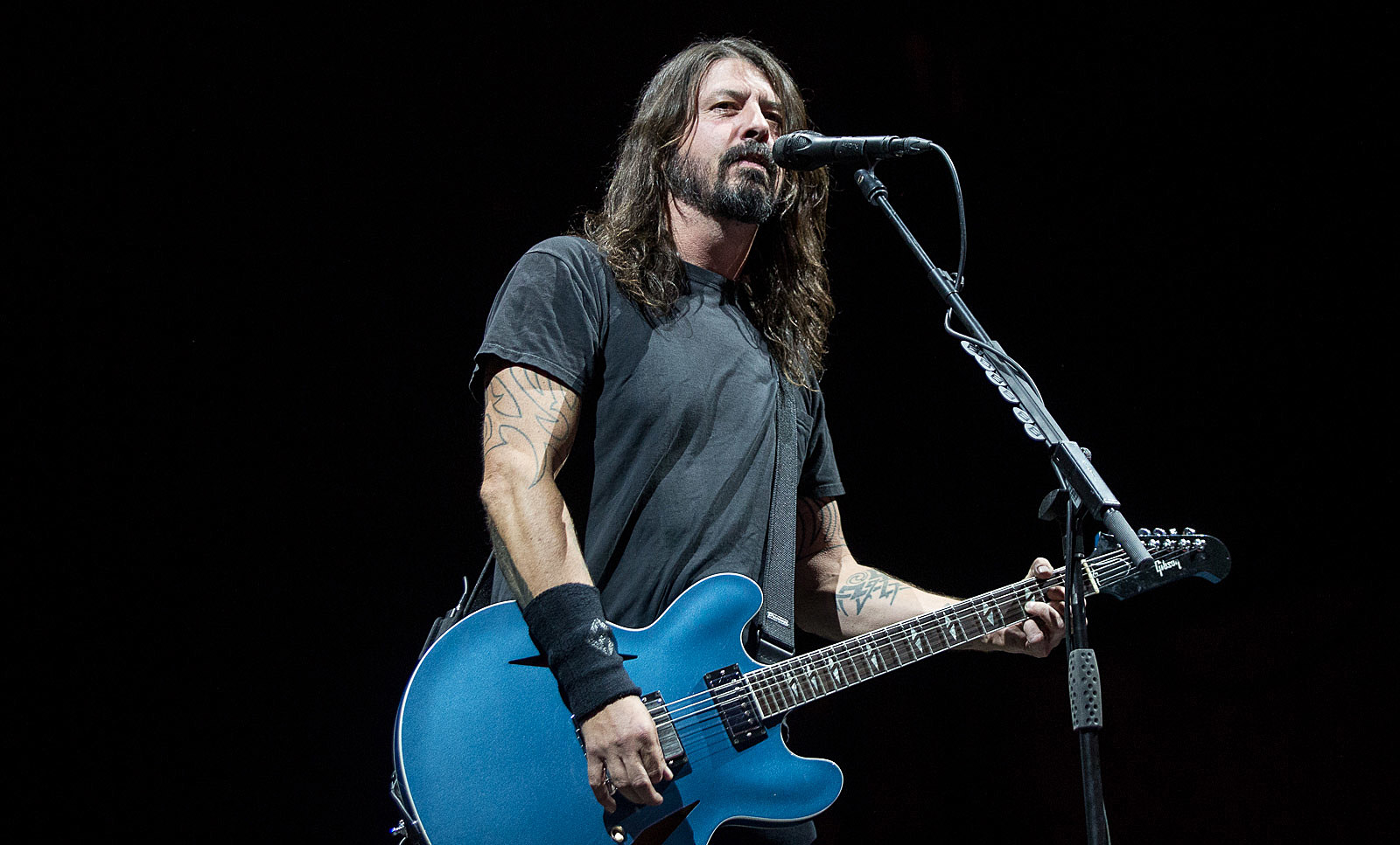Touring: The Foo Fighters Add 2018 Dates to Their Concrete & Gold Tour