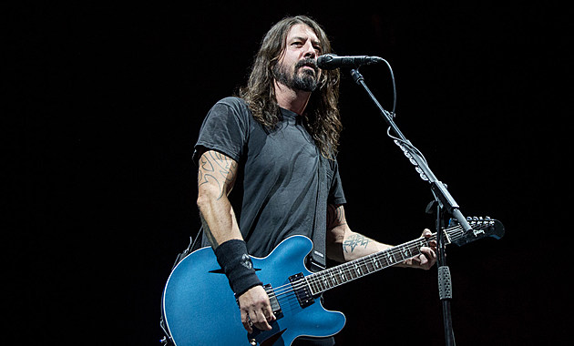 Foo Fighters Announce 2018 Tour Msg Fenway Park