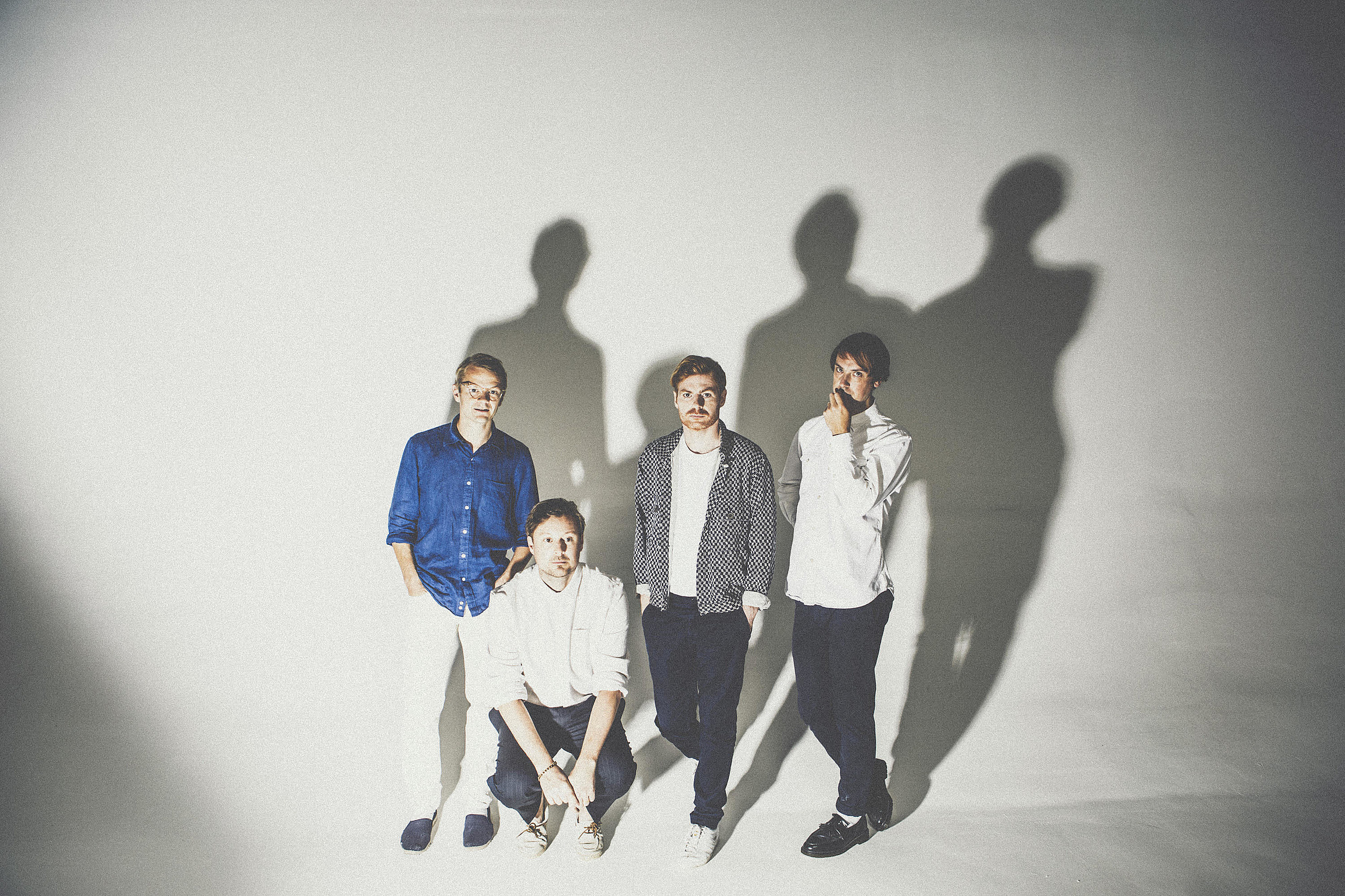 Django Django share single from new album Marble Skies