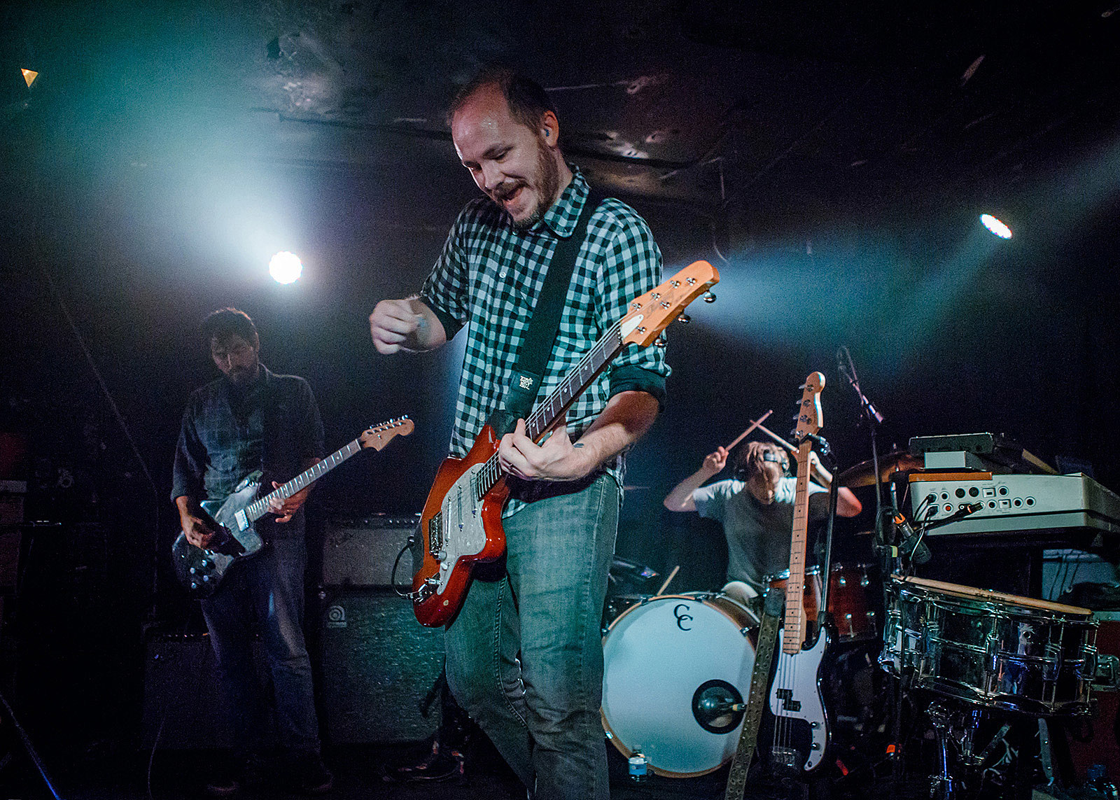 Explosions in the Sky at Empty Bottle