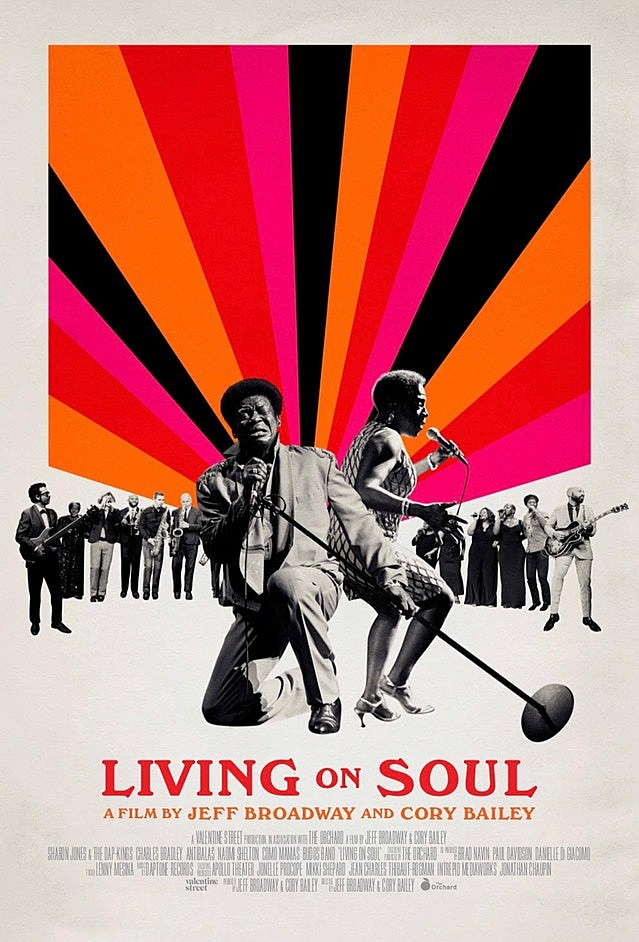 Living Soul : watch trailer for Daptone doc 'Living on Soul'; see it at ...