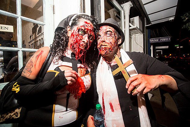 nyc zombie crawl 2017