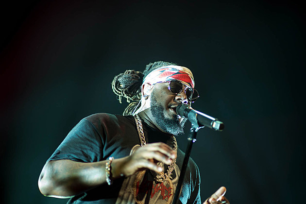 T-Pain at Gramercy Theatre