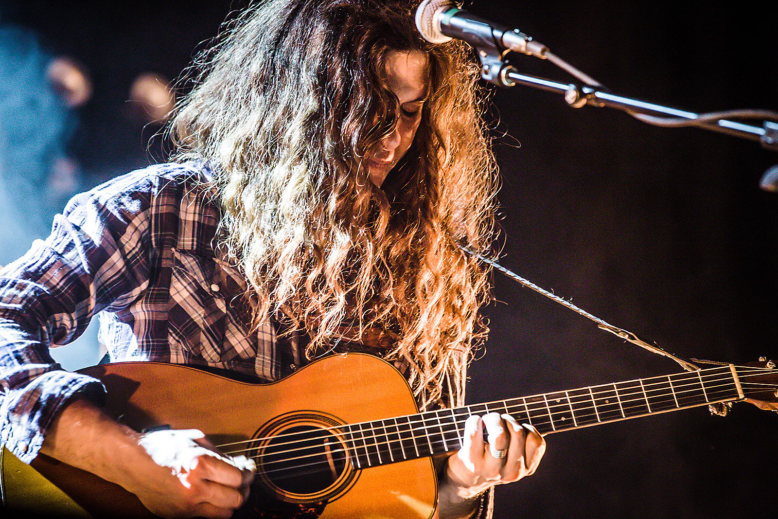 Courtney Barnett and Kurt Vile at Loews Jersey Theatre