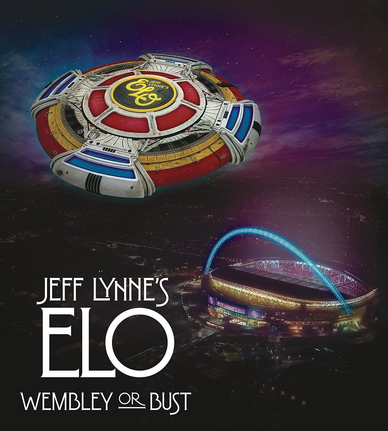 Jeff Lynne's ELO Sets First US Tour in Over 35 Years