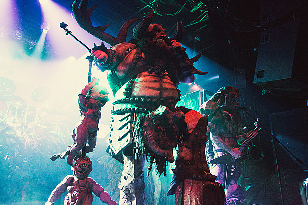 GWAR at Irving Plaza