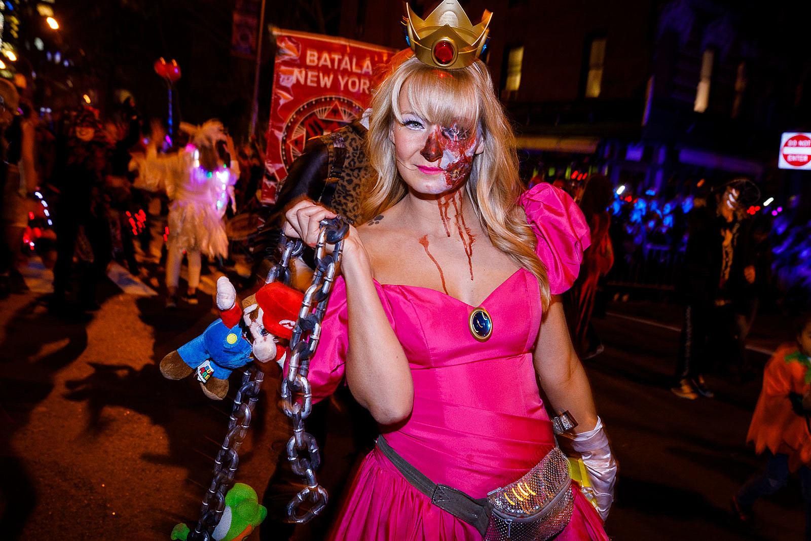 pics: 2017 nyc village halloween parade