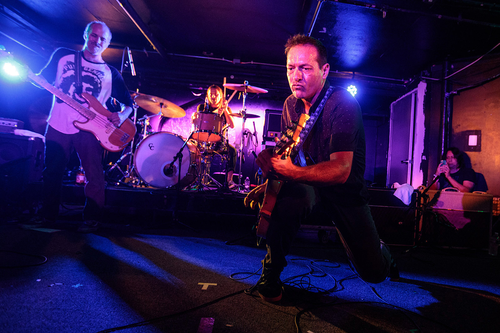 Hot Snakes at Middle East