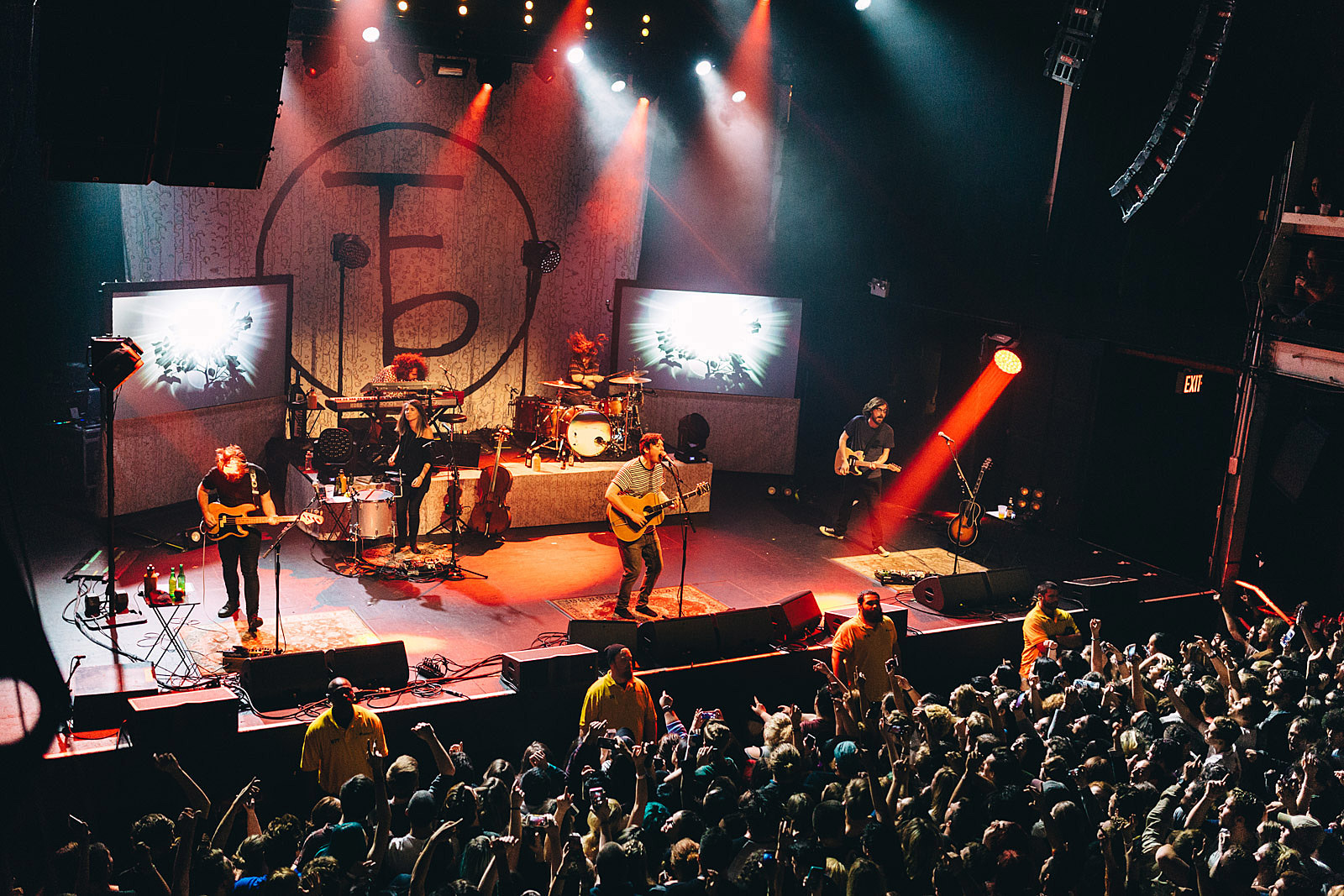 The Front Bottoms at Terminal 5
