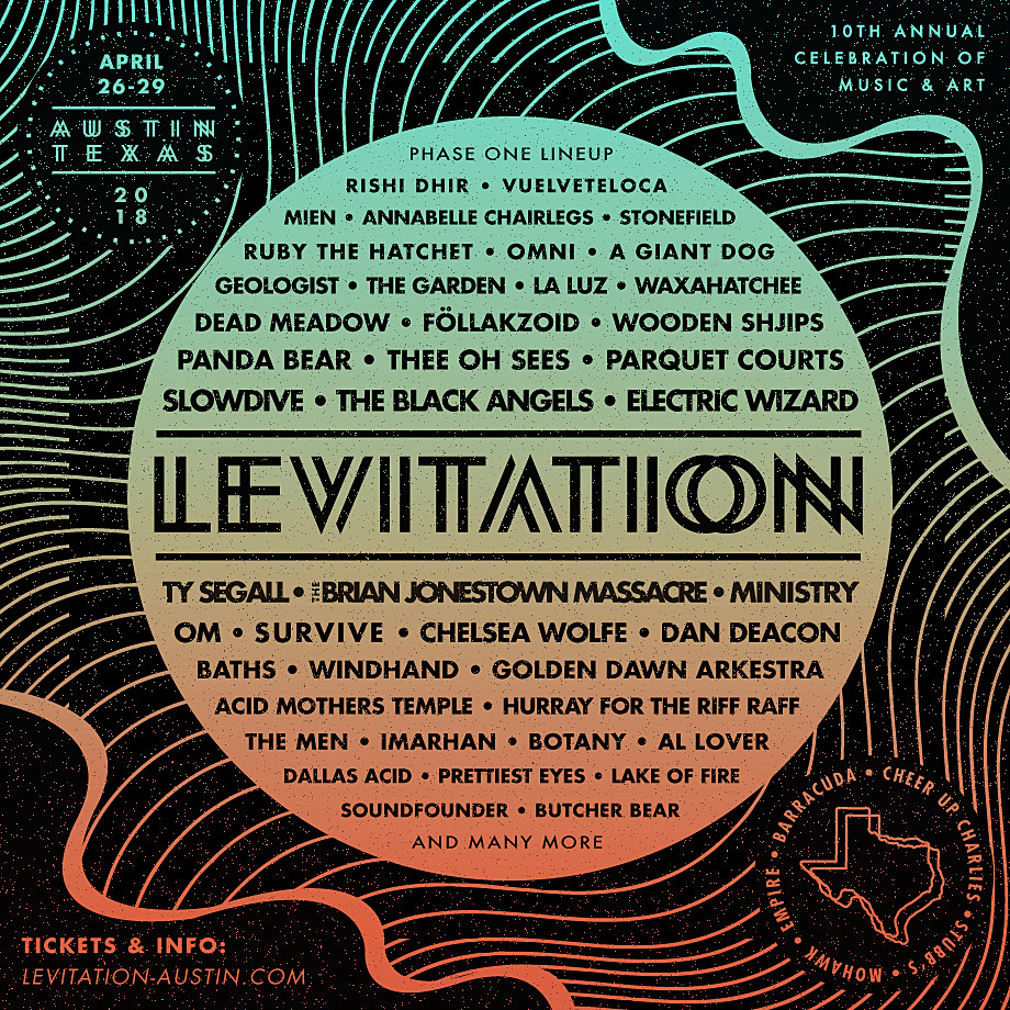 LEVITATION-2018-Phase-One-Lineup-announc