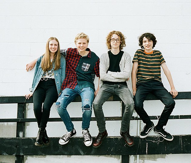 Finn Wolfhard S Band Calpurnia Playing Rough Trade Nyc