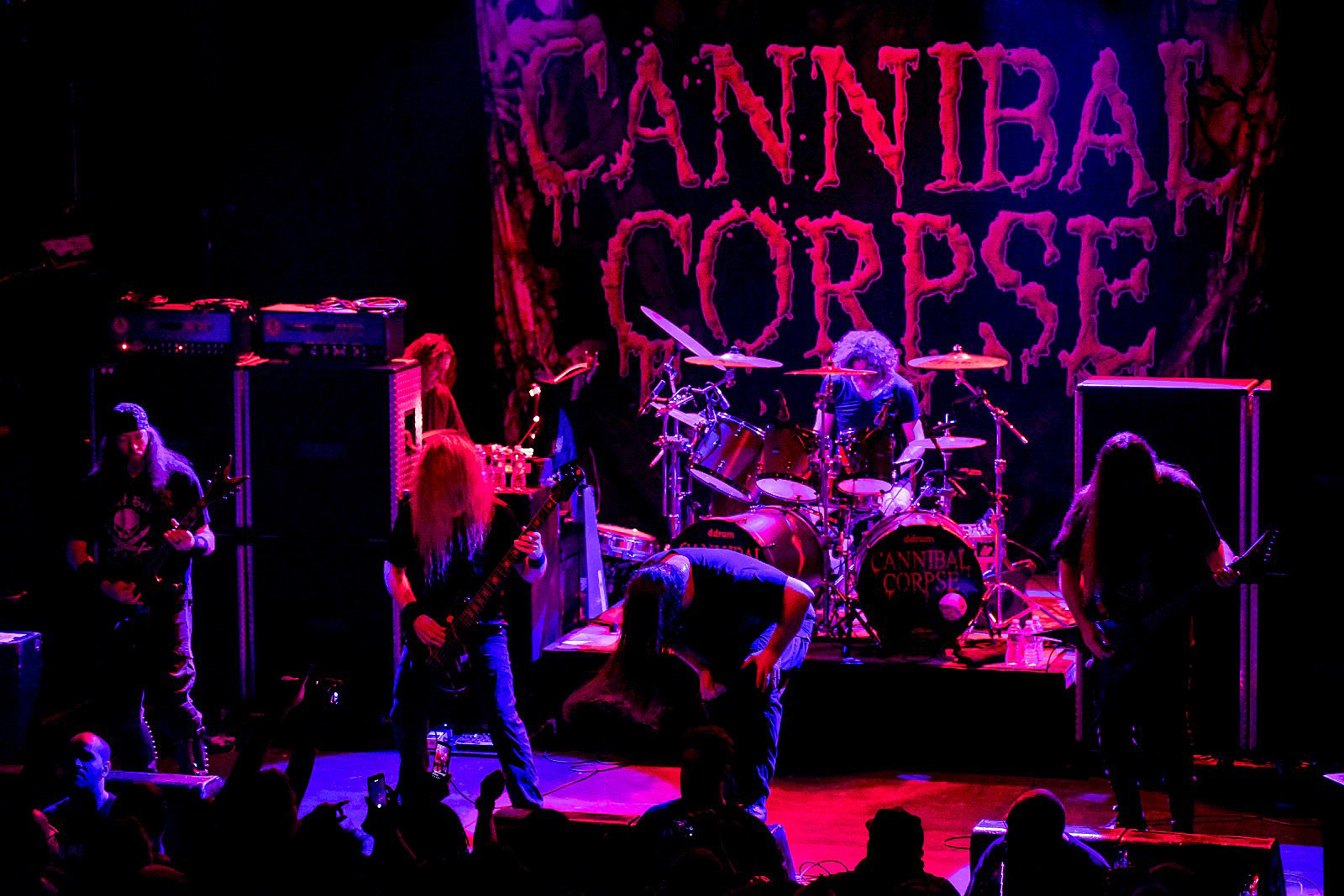 Cannibal Corpse at Irving Plaza