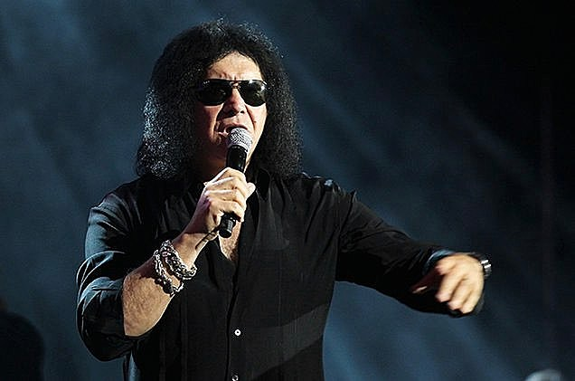 Gene Simmons in troubled waters after being sued for sexual assault