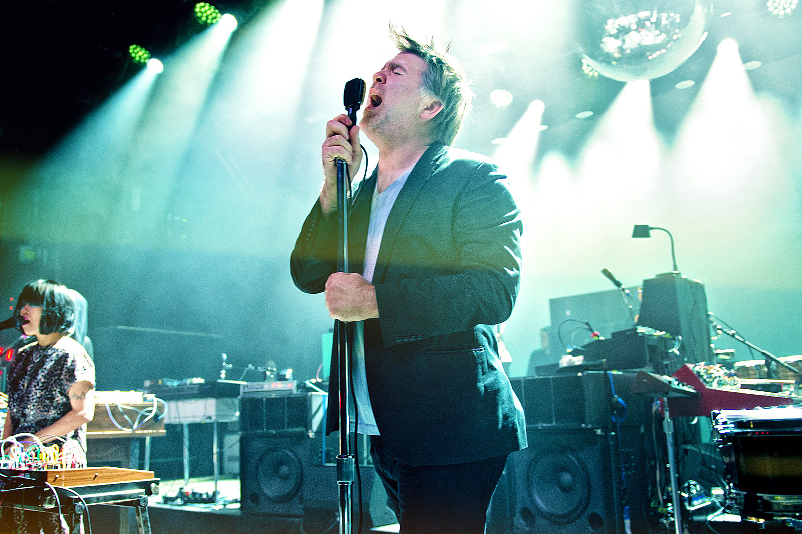 LCD Soundsystem at Brooklyn Steel