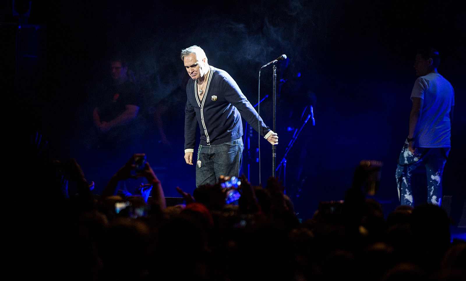 Morrissey at The Theater at Madison Square Garden