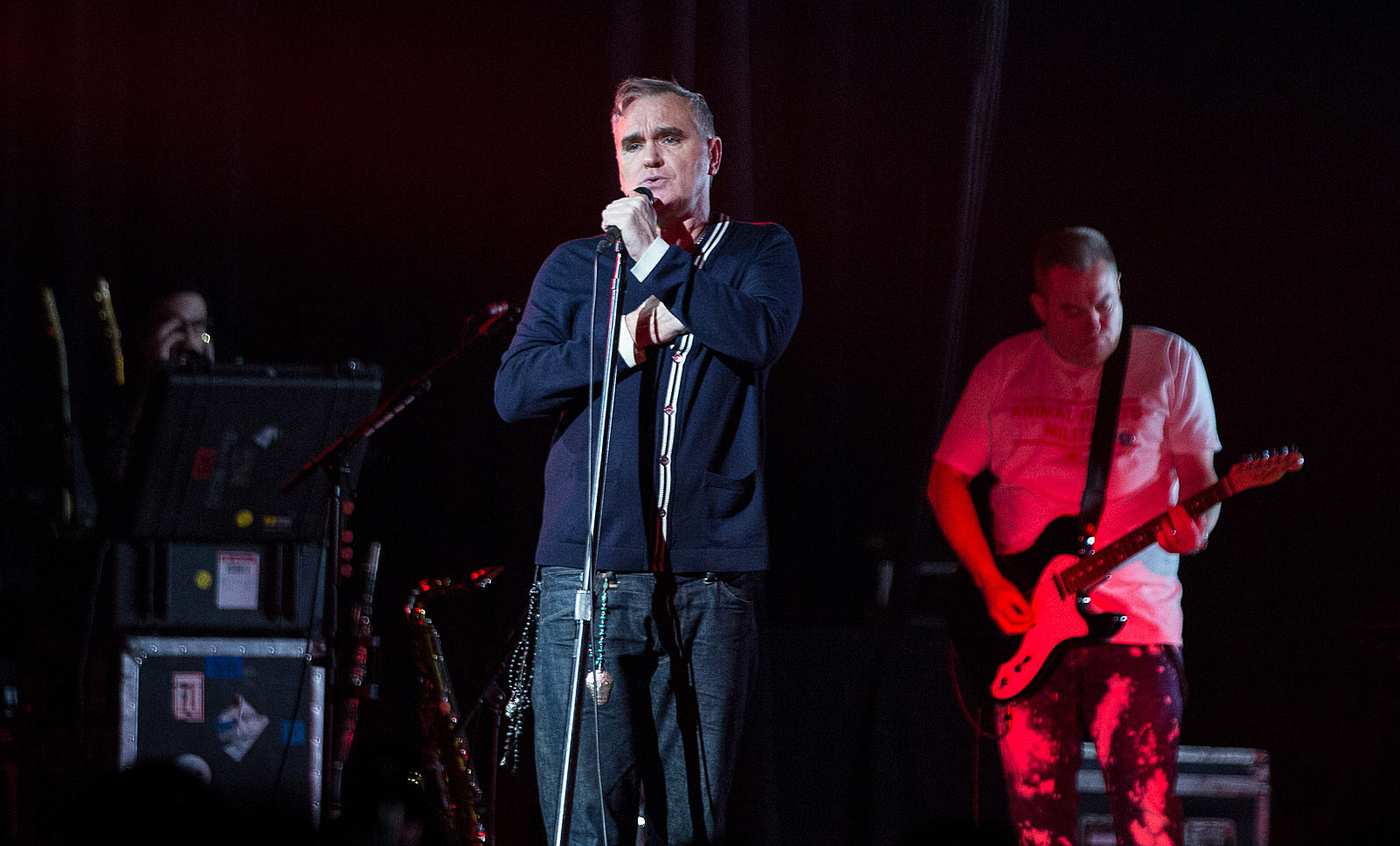 Audio of Morrissey interview with 'Der Spiegel' released, including Kevin Spacey remarks
