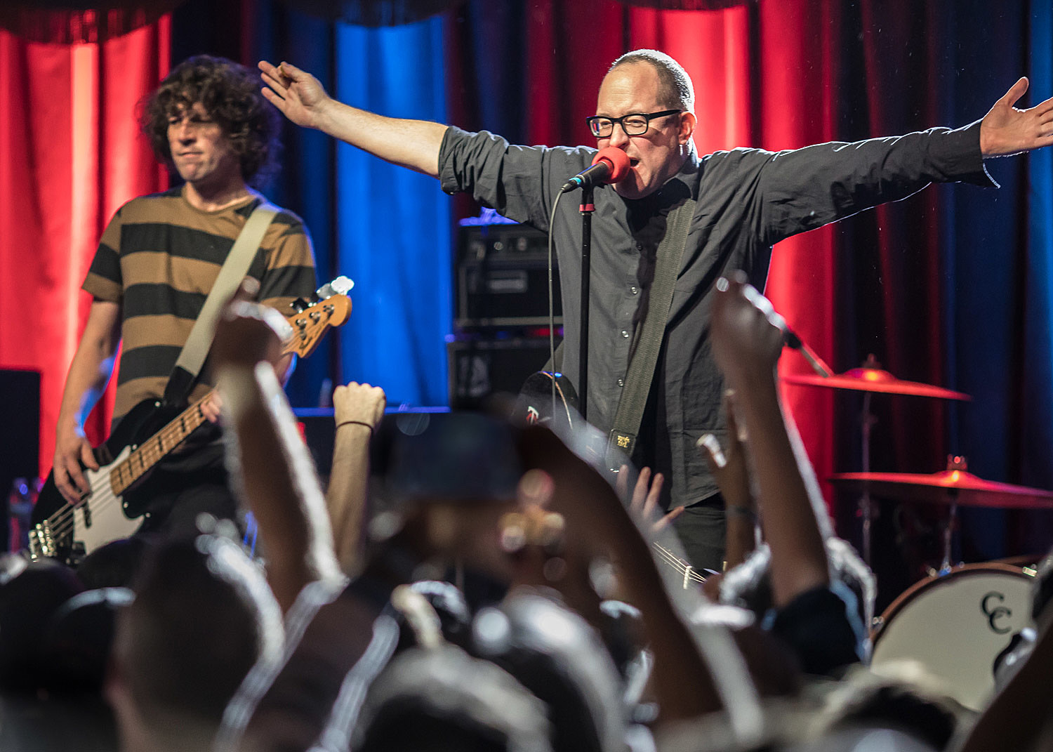 The Hold Steady at Brooklyn Bowl