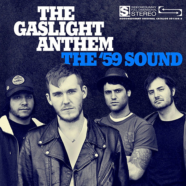 The Gaslight Anthem to play Governors Ball Festival