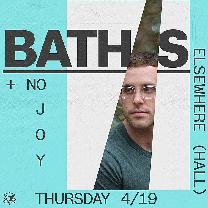 Baths and No Joy touring together