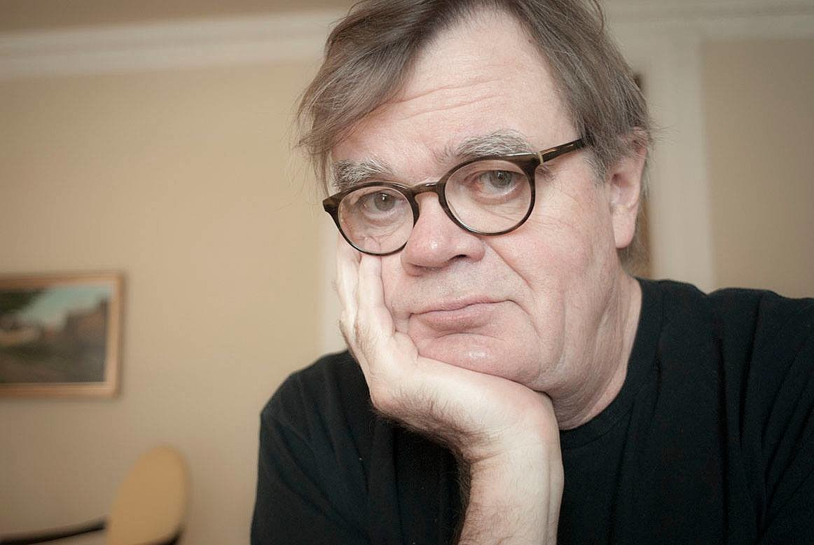 Radio host Garrison Keillor fired over 'dozens' of incidents: network