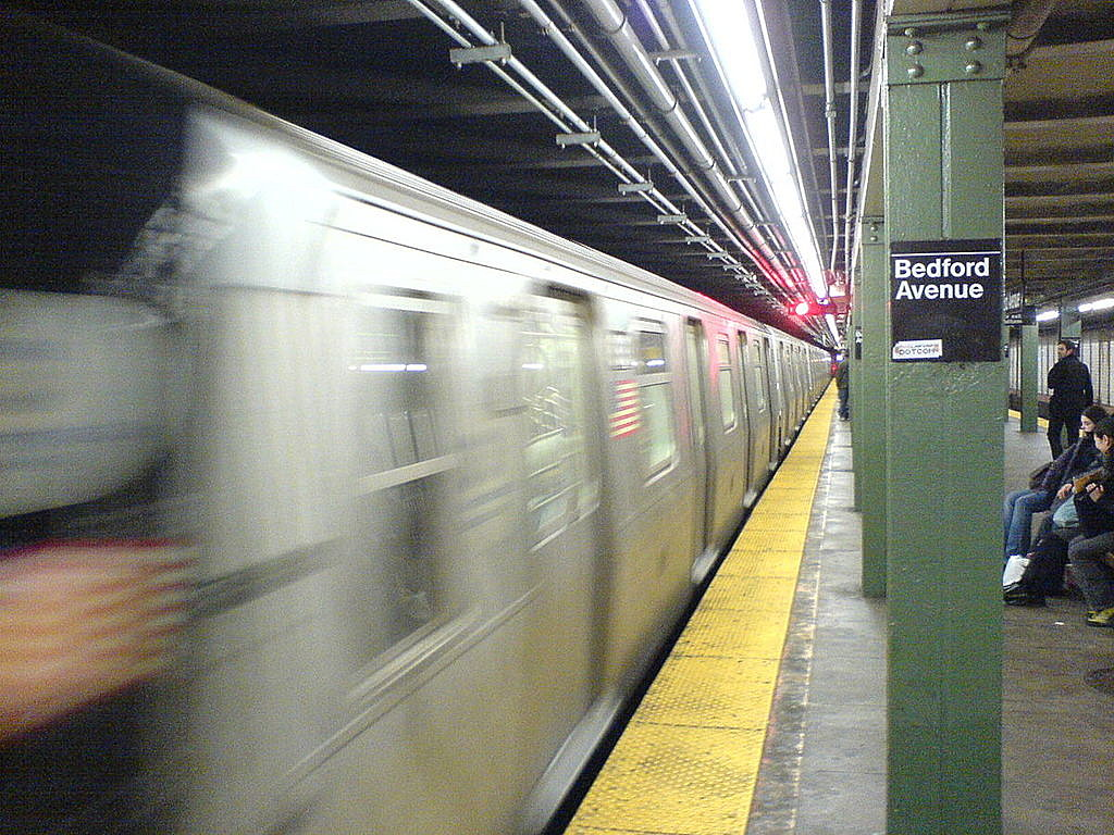 NY Woman Escapes Serious Injury After Fall Onto Train Tracks